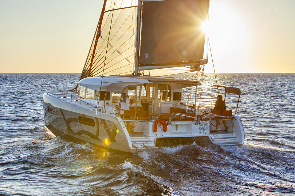 Excess catamaran 12.<br /> Excess world and explore perfectly designed catamarans inspired by racing for cruising pleasure.