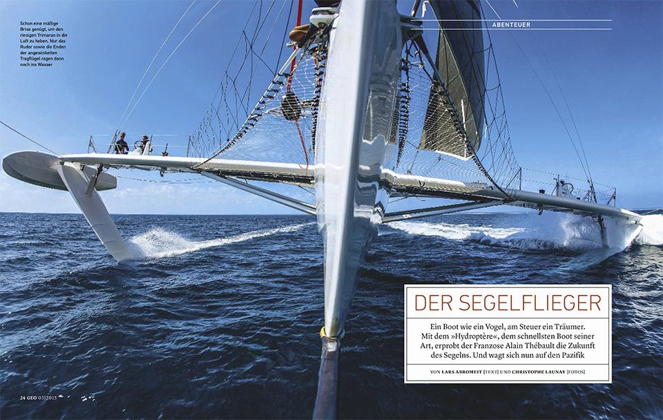 Hydroptere-LosAngeles-GeoMagazin-Foil